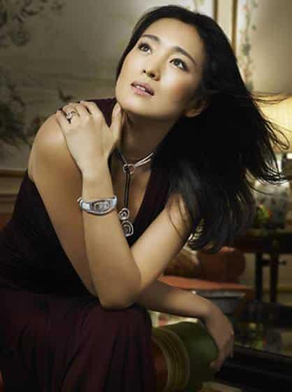 Le Bal des Créateurs-Gong Li 3